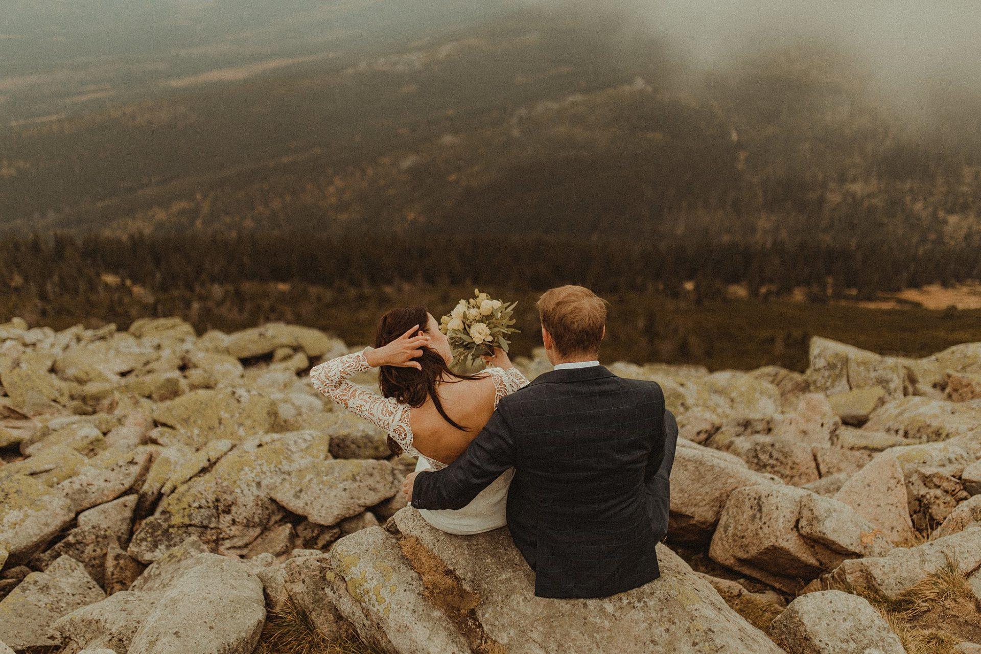 Szrenica fotograf ślubny poznań sesja