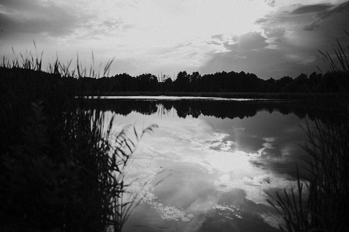 staw jezioro zalew młyn łysy fotograf poznań