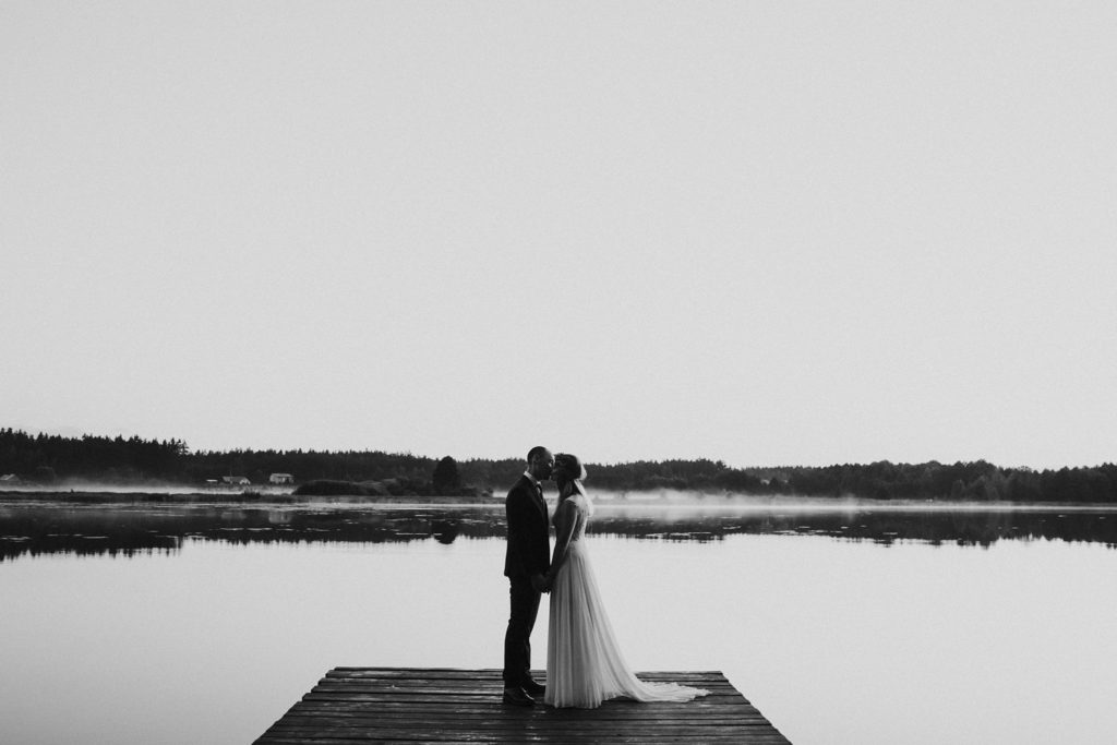 podlasie pomost pan młody pani młoda fototgraf ślubny podlasie