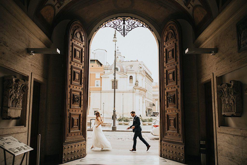 rzym brama piazza plac fotografia ślubna poznań twardowski rome italia włochy