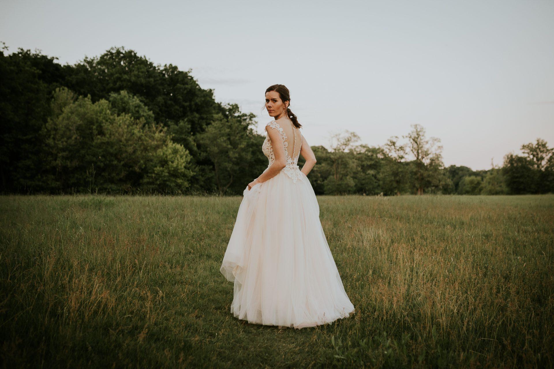 suknia ślubna w rogalinie
